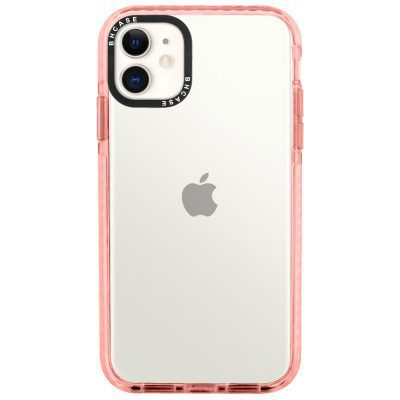 Clair BHholo Rose Pink Coque iPhone 11