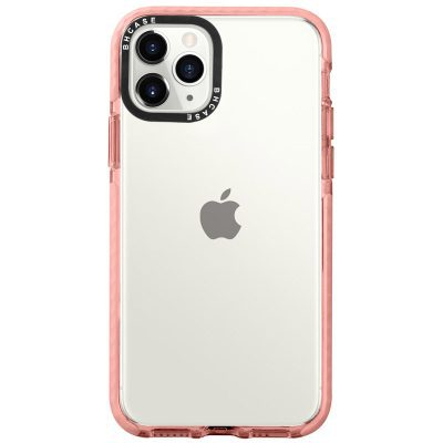 Clair BHholo Rose Pink Coque iPhone 11 Pro
