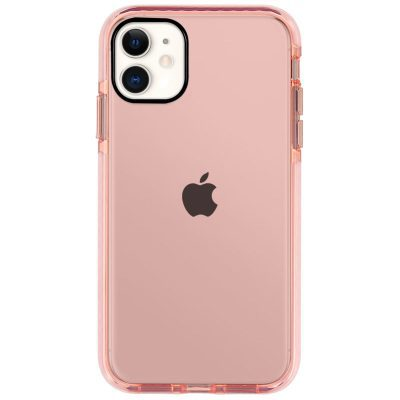 Clair Color Light Pink Coque iPhone 11