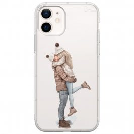 All I Want For Christmas Blonde Coque iPhone 12/12 Pro