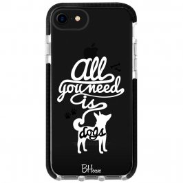 All You Need Is Dogs Coque iPhone 8/7/SE 2 2020
