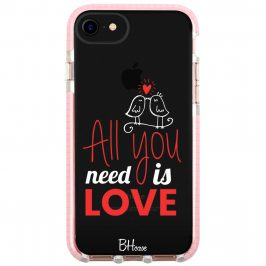 All You Need Is Love Coque iPhone 8/7/SE 2 2020