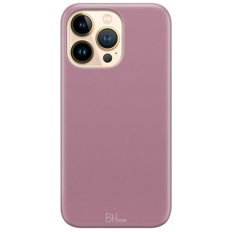 Candy Pink Color Coque iPhone 13 Pro