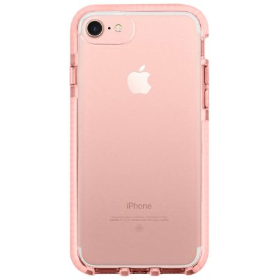 Clair Noholo Rose Pink Coque iPhone 8/7/SE 2 2020