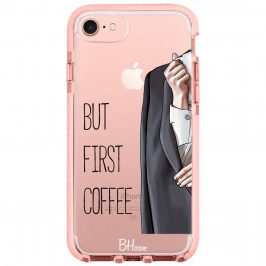Coffee First Coque iPhone 8/7/SE 2 2020