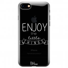 Enjoy Little Things Coque iPhone 8/7/SE 2 2020