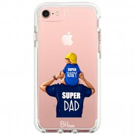 Father Is a Hero Coque iPhone 8/7/SE 2 2020