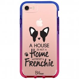Frenchie Home Coque iPhone 8/7/SE 2 2020