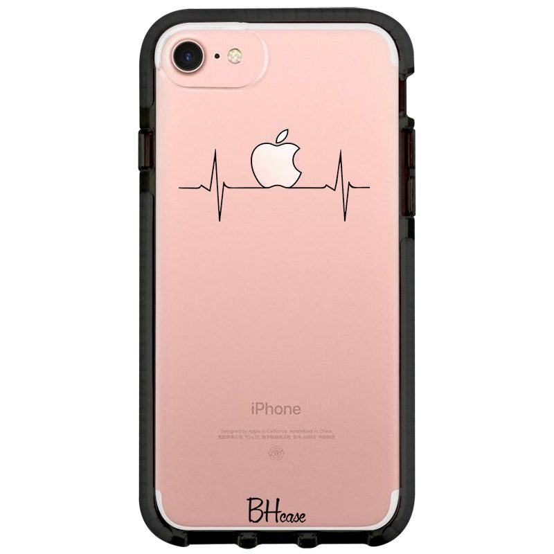 Heart Rate Apple Coque iPhone 8/7/SE 2 2020
