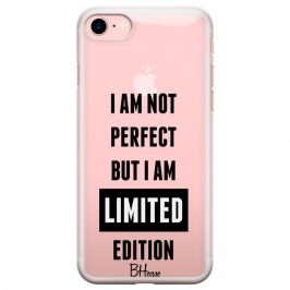 I Am Limited Edition Coque iPhone 8/7/SE 2 2020