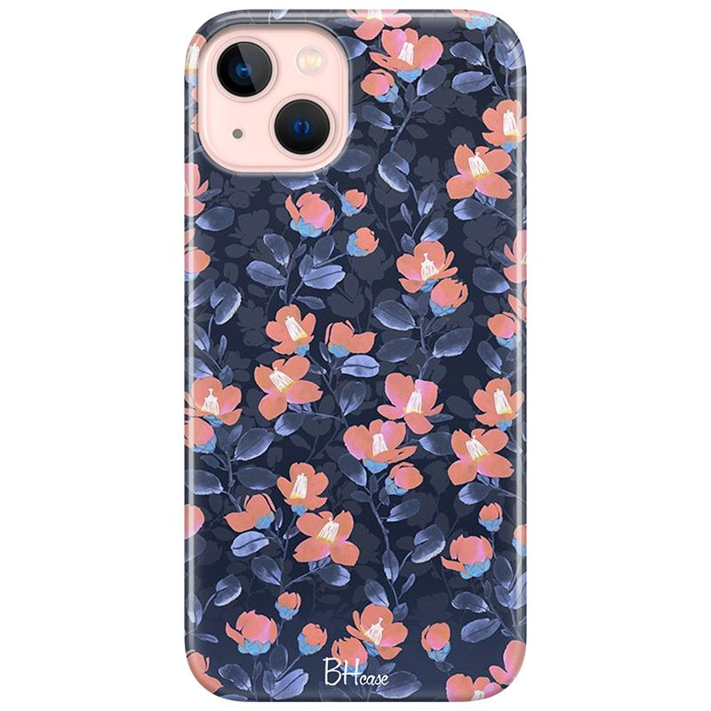 Midnight Floral Coque iPhone 13