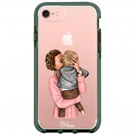 Mom With Baby Coque iPhone 8/7/SE 2 2020