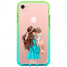 Mommy's Girl Coque iPhone 8/7/SE 2 2020