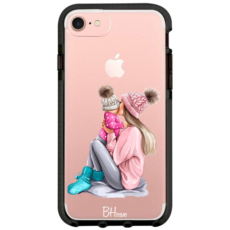 Mother's Kiss Coque iPhone 8/7/SE 2 2020