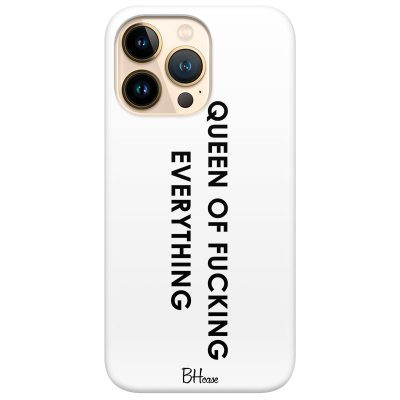 Queen Of Everything Coque iPhone 13 Pro