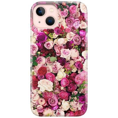 Roses Pink Coque iPhone 13