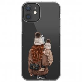 Warm Wishes Mom Redhead Coque iPhone 12/12 Pro