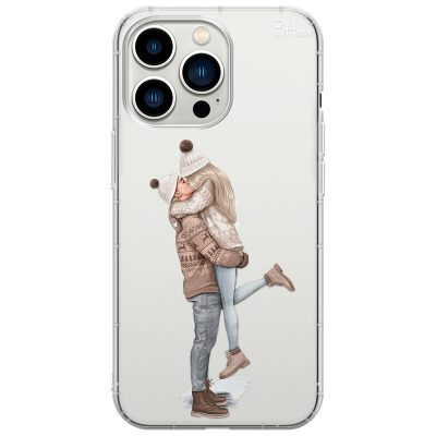 All I Want For Christmas Blonde Coque iPhone 13 Pro Max