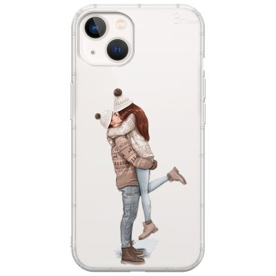 All I Want For Christmas Redhead Coque iPhone 13